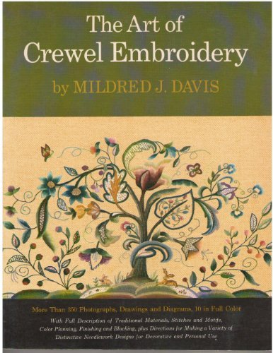 9780517500774: Art of Crewel Embroidery P