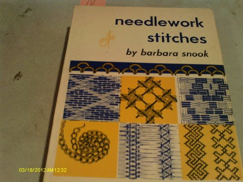 9780517500798: Needlework stitches