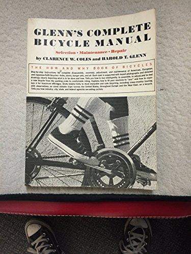 complete bicycle repair manual pdf