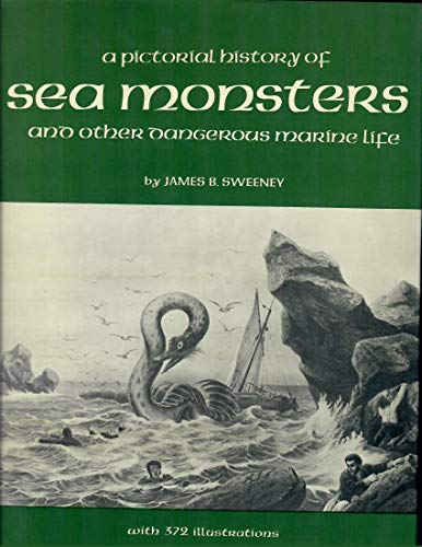 9780517501122: A Pictorial History of Sea Monsters