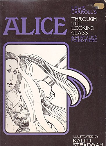 9780517501368: Alice Through the Looking Glass