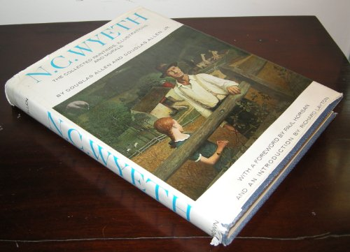 9780517501580: N. C. Wyeth: The Collected Paintings, Illustrations and Murals.