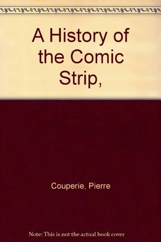 9780517503034: A History of the Comic Strip,