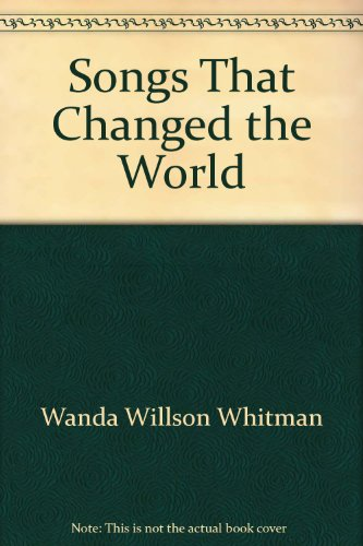 9780517503157: Songs That Changed the World