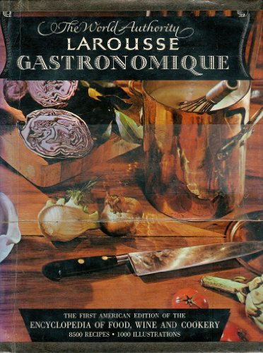 Larousse Gastronomique (English version): Prosper Montagne