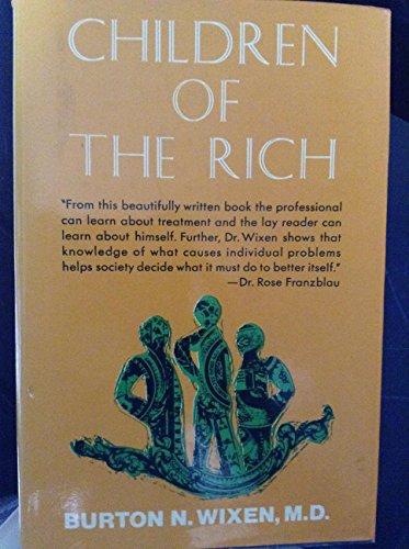 9780517503607: Children of the Rich