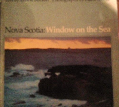 9780517503829: Nova Scotia: window on the sea