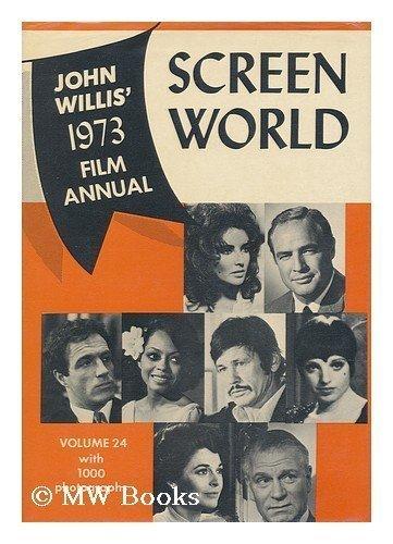 Screen World 1973 Volume 24: Willis,John