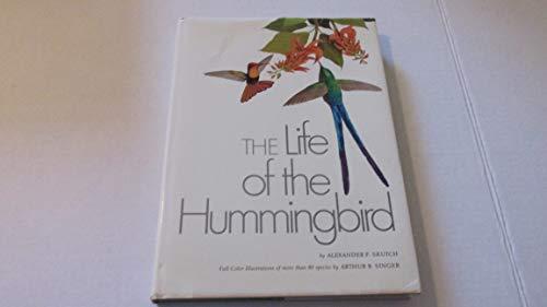 9780517505724: The Life of the Hummingbird