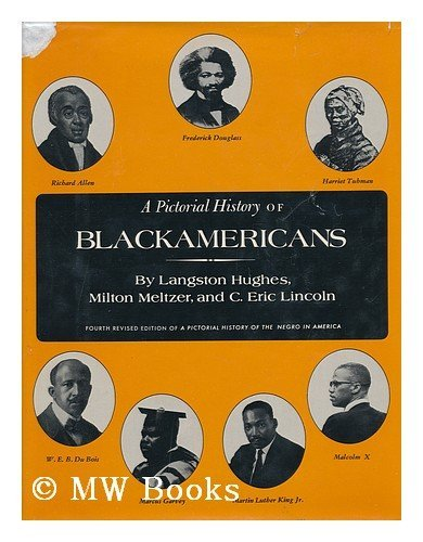 9780517506219: Pictorial History of Black Americans