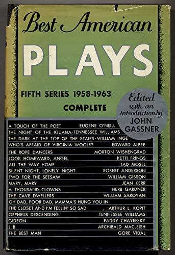Best American Plays: Third Series 1945-1951, Complete: John Gassner (Edited