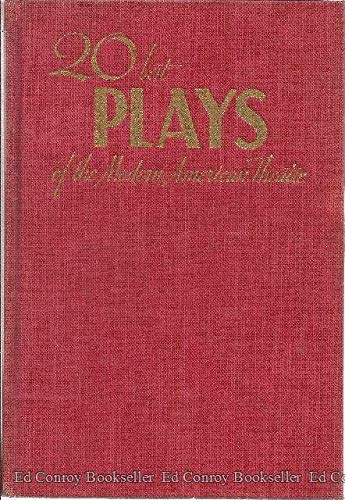 Twenty Best Plays of the Modern American: John Gassner