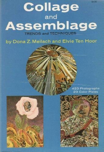 9780517512173: Collage and Assemblage: Trends and Techniques