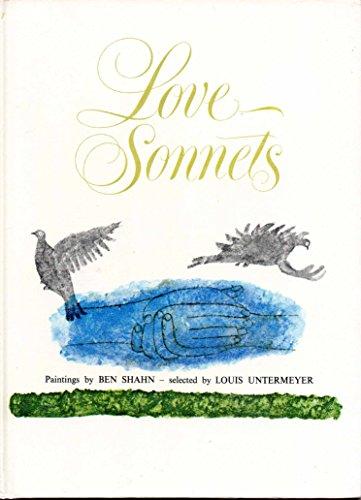 Love Sonnets: Untermeyer, Louis
