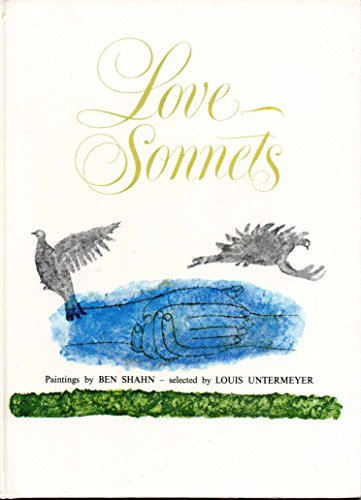 9780517513149: Love Sonnets