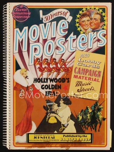 50 Years of Movie Posters: Hollywood's Golden Era: John Kobal