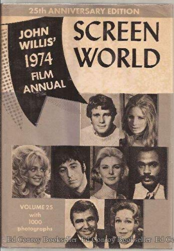 Screen World 1974 Volume 25: Willis,John