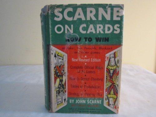 9780517515419: Scarne on Cards 3rd Rev Ed