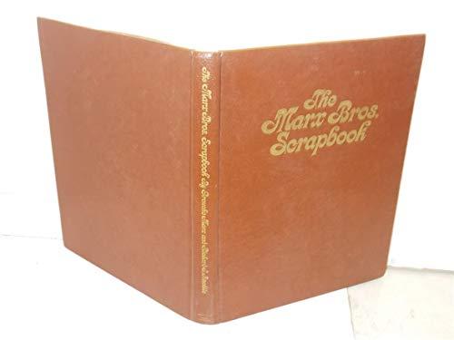 MARX BROS. SCRAPBOOK, THE: Marx, Groucho & Anobile, Richard