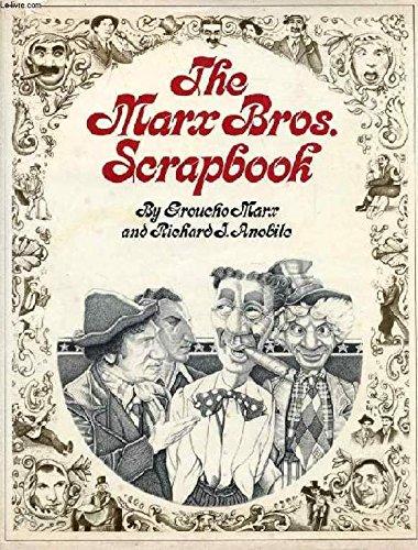 9780517515464: The Marx Bros. Scrapbook