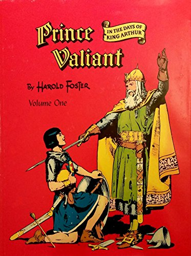 9780517515846: Prince Valiant in the Days of King Arthur: 001