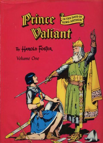 9780517515846: 001: Prince Valiant in the Days of King Arthur