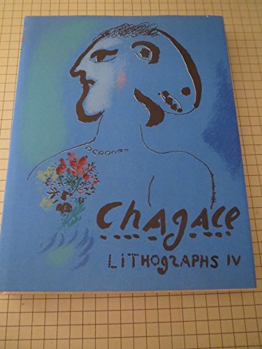 Chagall Lithograph IV, 1969-1973: Sorlier, Charles