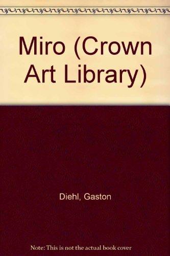 Joan Miro (Crown Art Library): Gaston Diehl
