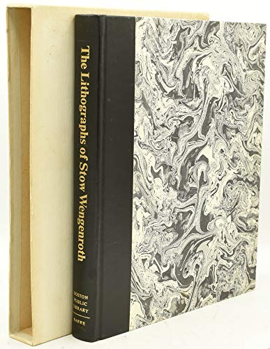 The Lithographs of Stow Wengenroth, 1931-1972: Stuckey, Ronald and Joan (Stow Wengenroth)