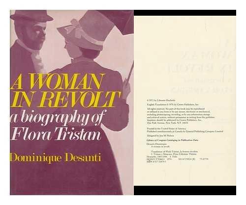 9780517518786: A woman in revolt: A biography of Flora Tristan