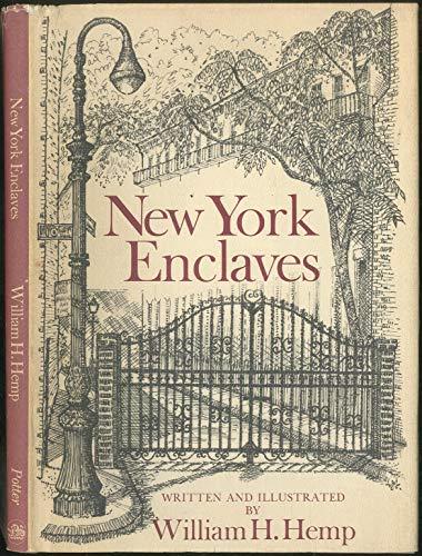 9780517519998: New York Enclaves