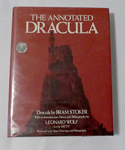 The Annotated Dracula: Stoker, Bram (Wolf, L., ed.)