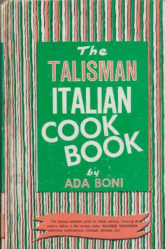 9780517520406: Talisman Italian Cookbook