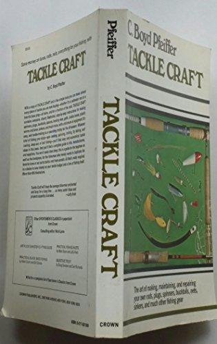 9780517521366: Tackle Craft