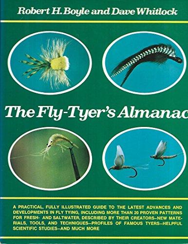 THE FLY-TYER'S ALMANAC.: Boyle (Robert H.) & Whitlock (Dave).