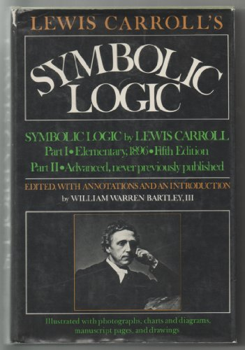 Lewis Carroll's Symbolic Logic (SIGNED and Inscribed to Valerie Harper): Carroll, Lewis; ...