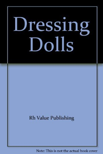 9780517523940: Dressing Dolls