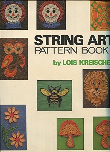 9780517523964: String Art: Pattern Book 1
