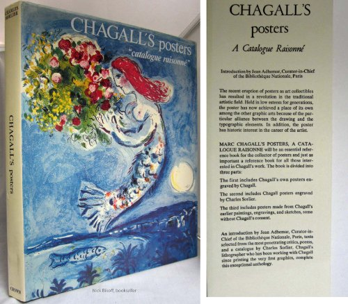 9780517524411: Chagall's Posters: A Catalogue RaisonnâE