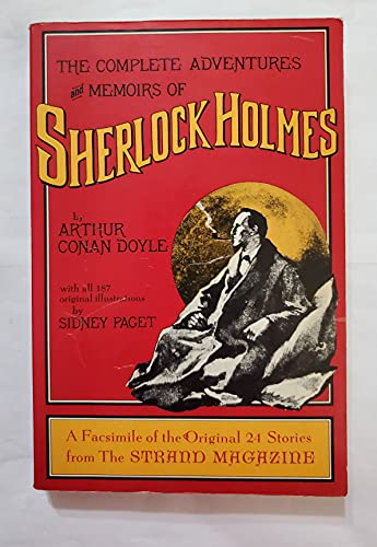 The Complete Adventures and Memoirs of Sherlock: Sir Arthur Conan
