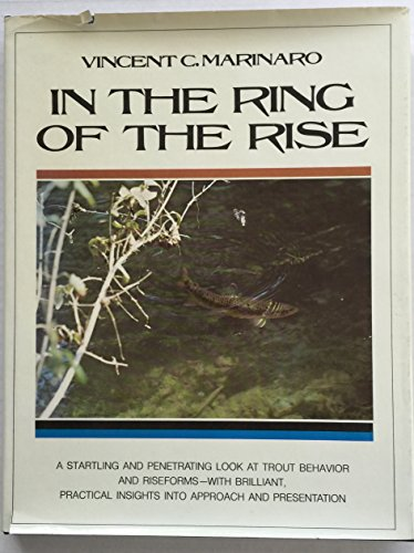 In the Rise of the Ring.: MARINARO, Vincent C.