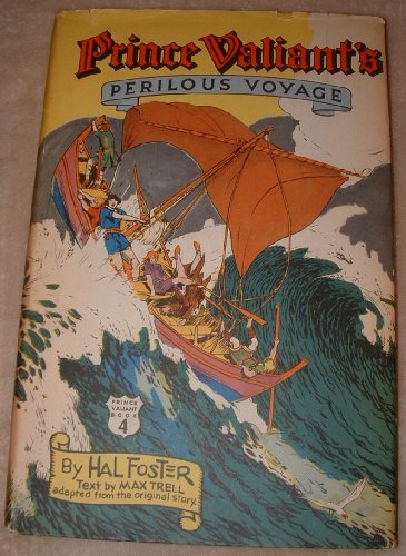 9780517525630: Prince Valiant Book. Vol 4: Prince Valiant's Perilous Voyage: 004
