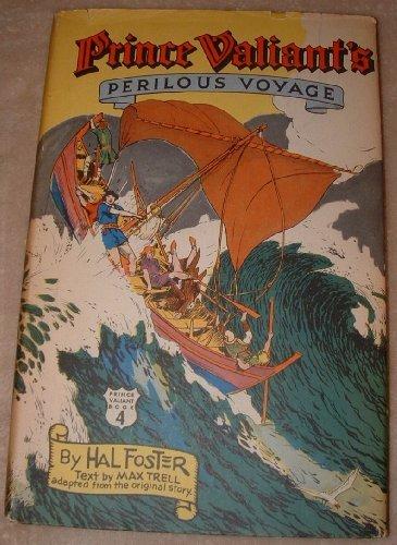 Prince Valiant's Perilous Voyage (Prince Valiant, Book: Harold Foster