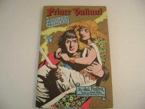 9780517525647: Prince Valiant, Vol. 5: Prince Valiant and the Golden Princess