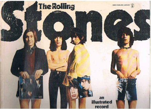 9780517526415: The Rolling Stones. An Illustrated Record.