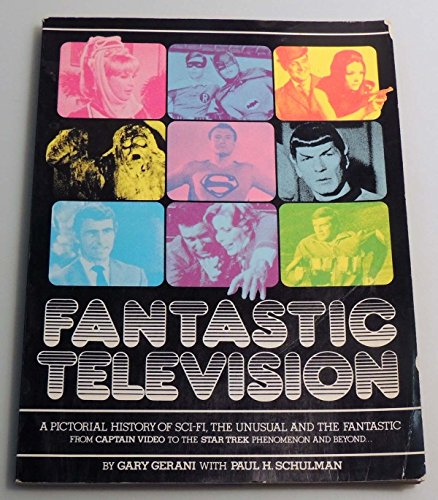 9780517526453: Fantastic Television