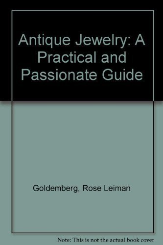 9780517526538: Antique Jewelry: A Practical and Passionate Guide