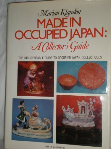 9780517526606: Made in Occupied Japan: A Collector's Guide