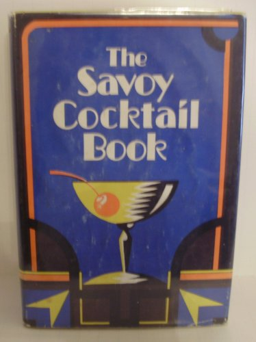 9780517526842: Savoy Cocktail Book