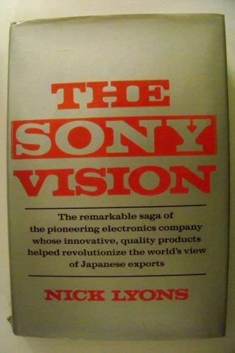 9780517527399: The Sony Vision